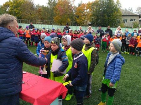 Итоги турнира по мини-футболу, посвящённому Дню освобождения Смоленщины от немецко-фашистских захватчиков