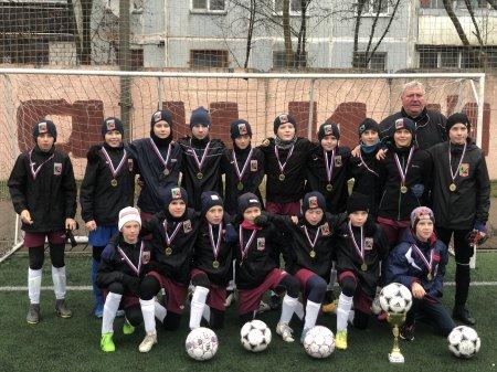 Поздравляем нашу команду с победой в «Международном турнире памяти Героя России Р.Н. Филипова» среди команд 2007 г.р.