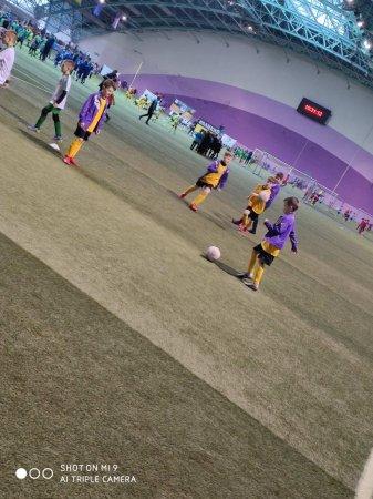 Фотоотчет с Международного турнира по футболу НАШЕ БУДУЩЕЕ