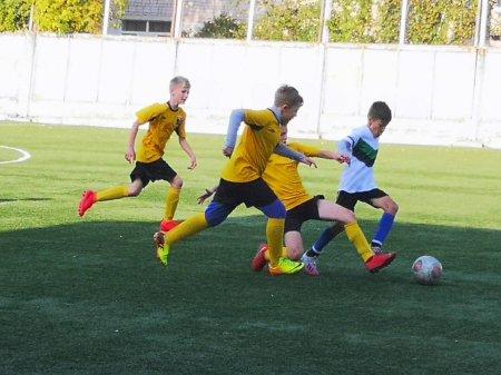 В МБУ СШОР№5 состоялся турнир по футболу среди мальчиков 2010-2011 гр, посвященный Дню освобождения Смоленщины от немецко-фашистских захватчиков