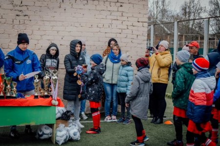 Турнир, посвящённый памяти Героя-партизана В.Куриленко среди юношей 2011 гр