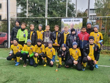 Турнир по футболу ,посвящённый Дню освобождения Смоленщины от немецко-фашистских захватчиков
